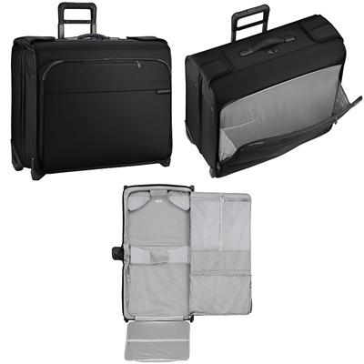 Briggs & Riley Baseline Garment Deluxe Carry On Bag