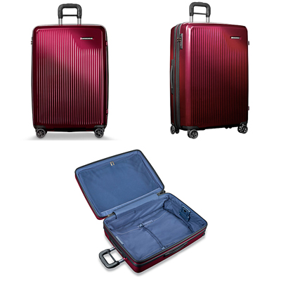 Briggs & Riley Sympatico Large Expandable Suitcase