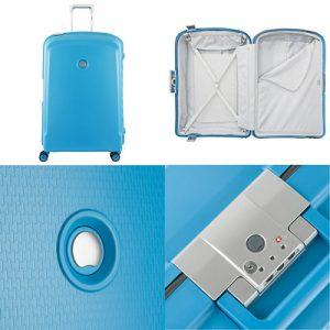 Delsey Belfort Plus 76cm Suitcase