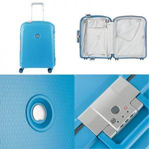 Delsey Belfort Plus 55cm Suitcase