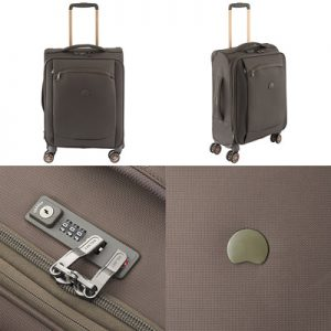 Delsey Montmartre Air 55cm Suitcase