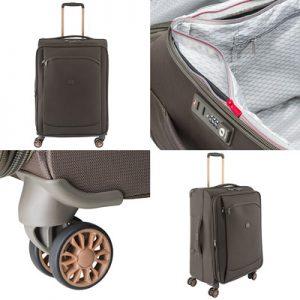 Delsey Montmartre Air 68cm Suitcase