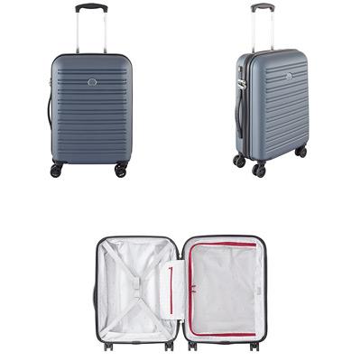 Delsey-Segur-55cm-Suitcase