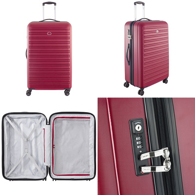 Delsey-Segur-78cm-Suitcase