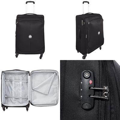 Delsey-U-Lite-67cm-Classic-Suitcase