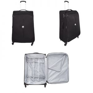 Delsey U-Lite 78cm Classic Suitcase