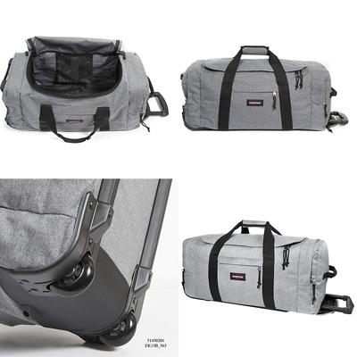 Eastpak-Leatherface-Medium-Duffle-Bag