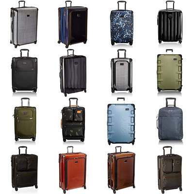 Tumi Spinner Luggage