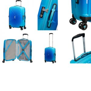 American Tourister Air Force 1 55cm Spinner Suitcase