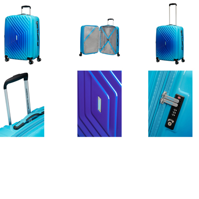 American Tourister Air Force 1 66cm Spinner Suitcase