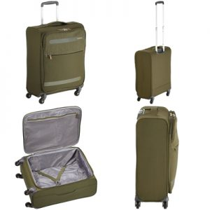 American Tourister Herolite Lifestyle 55cm Spinner Suitcase
