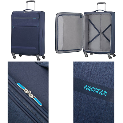 American Tourister Herolite Lifestyle 74 cm Spinner Suitcase