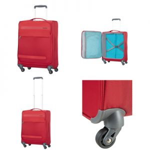 American Tourister Lightway 55cm Spinner Suitcase