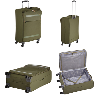 American Tourister Lightway 67 cm Spinner Suitcase