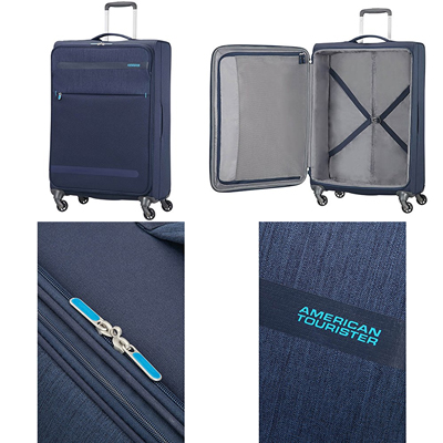 American Tourister Lightway 74 cm Spinner Suitcase