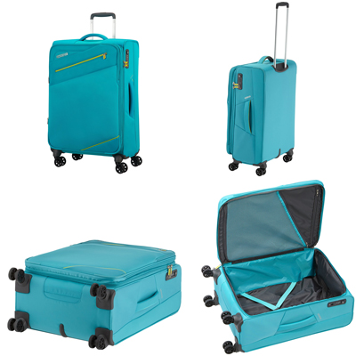 American Tourister Pikes Peak 68cm Spinner Suitcase