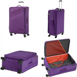 American Tourister Pikes Peak 80cm Spinner Suitcase