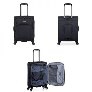 Antler Airstream ii 55cm 4-Wheel Suitcase