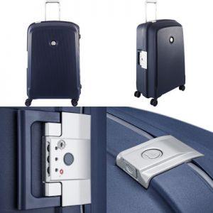 Delsey Belfort Plus 70cm Suitcase