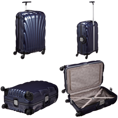 Samsonite Lite Locked Spinner Medium 69cm