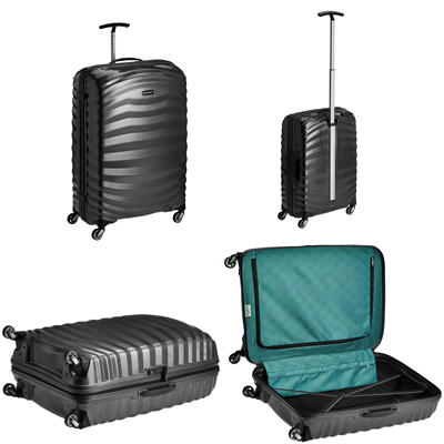 Samsonite Lite Shock Cabin Spinner 55cm