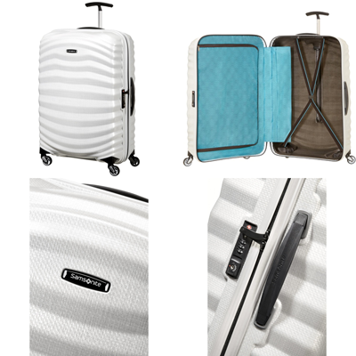 Samsonite Lite Shock Spinner Medium 69cm