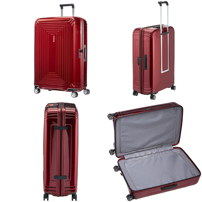 Samsonite Neopulse Spinner Large 75cm
