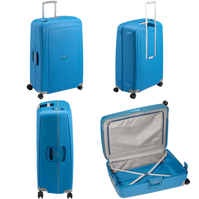 Samsonite S'Cure Spinner Extra Large 81cm