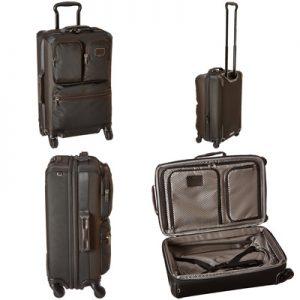 Tumi Alpha Bravo Kirtland Suitcase