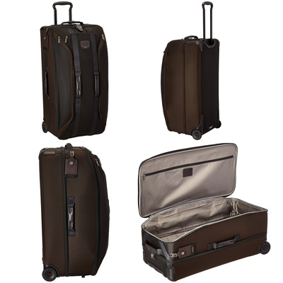 Tumi Alpha Bravo Travel Duffle